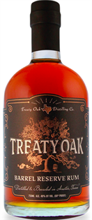 Treaty Oak Rum Barrel Reserve 750ml